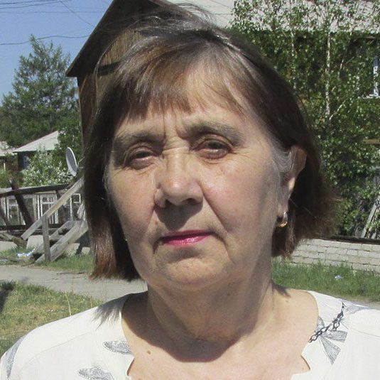 Галина Верхотурова